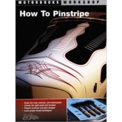Book How To Pinstripe