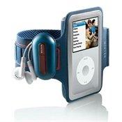 Belkin Sport Armband Plus for 80/120 GB iPod classic 6G (Midnight Blue)