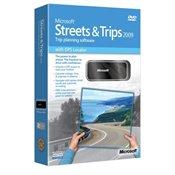 Microsoft Streets & Trips with GPS Locator (2010)