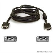 Belkin F3H982-25 Pro Series High-Integrity VGA/SVGA Monitor Replacement Cable (25 ft.)