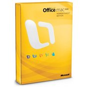 Microsoft Office 2008 for Mac Home & Student Edition [Old Version]