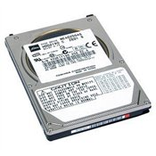 "Toshiba MK 4025GAS - Hard drive - 40 GB - internal - 2.5"" - ATA-133 - 4200 rpm - buffer: 8 MB"