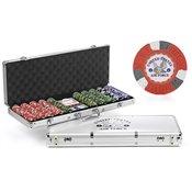 Air Force Mascot 500-chip Poker Set