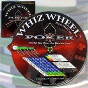 The Poker Whiz Wheel and Texas Holdem Teacher