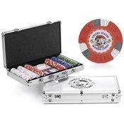 Marine Mascot 300-chip Poker Set