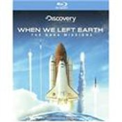 When We Left Earth: The NASA Missions (4-Disc Set) (Blu-ray)