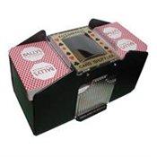 Trademark Global 4 Deck Automatic Card Shuffler - 10-2709LL